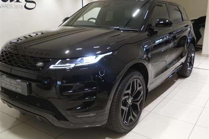 2019 Land Rover Range Rover Evoque 5-door EVOQUE 2.0D SE 132KW (D180)
