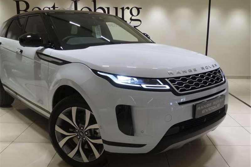 Land Rover Range Rover Evoque 5-door EVOQUE 2.0D SE 132KW (D180) 2019