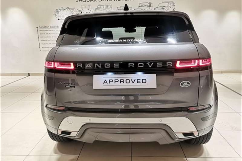 Land Rover Range Rover Evoque 5-door EVOQUE 2.0D SE 132KW (D180) 2020
