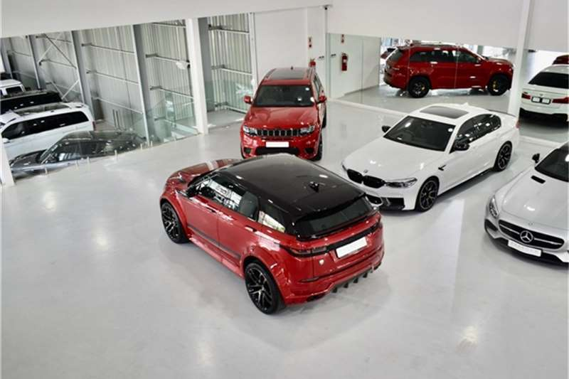 Land Rover Range Rover Evoque 5-door EVOQUE 2.0D SE 132KW (D180) 2021