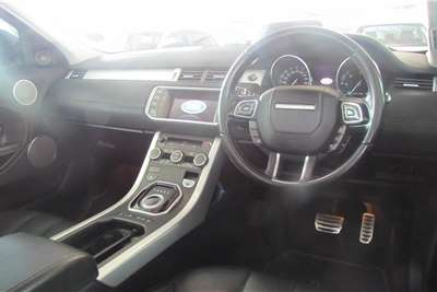Land Rover Range Rover Evoque Autobiography SD4 2015