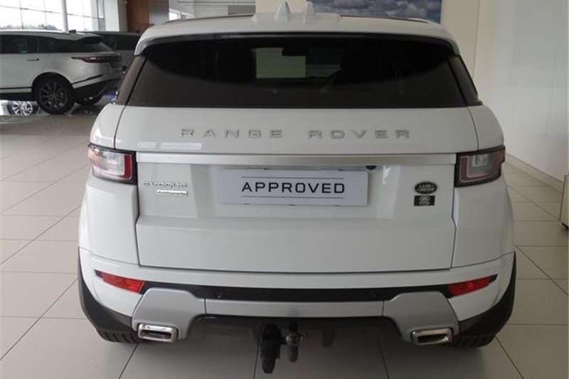 Land Rover Range Rover Evoque Autobiography TD4 2018