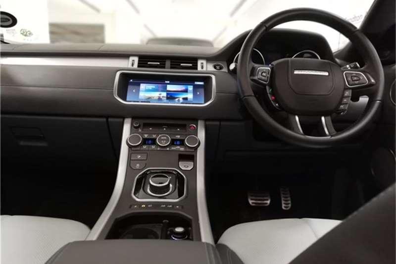 Land Rover Range Rover Evoque convertible HSE Dynamic Si4 2017