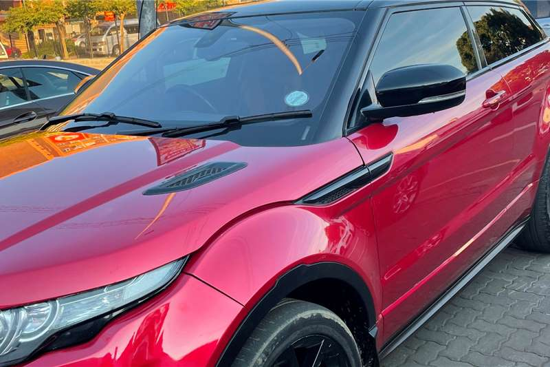 Used 2012 Land Rover Range Rover Evoque Coupe EVOQUE 2.0 HSE DYNAMIC COUPE