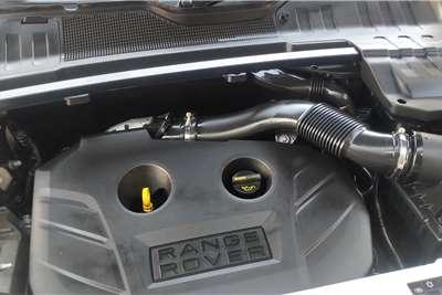Land Rover Range Rover Evoque Coupe EVOQUE 2.0 HSE DYNAMIC COUPE 2013