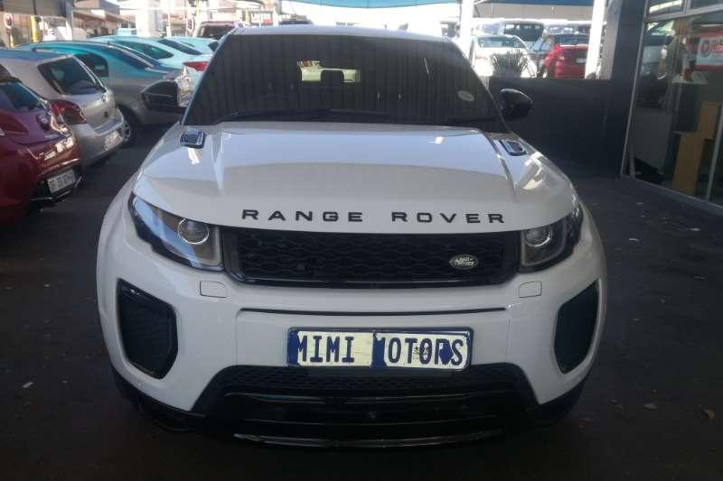 Land Rover Range Rover Evoque HSE Diesel 2017