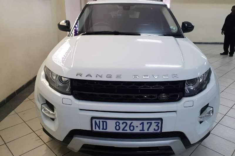 Land Rover Range Rover Evoque HSE Dynamic SD4 2015