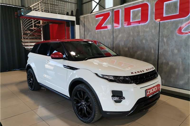 Used 2015 Land Rover Range Rover Evoque HSE Dynamic SD4