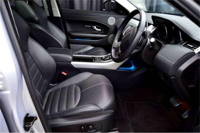 Land Rover Range Rover Evoque HSE Dynamic SD4 2016