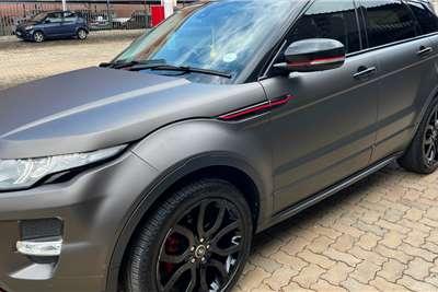 2014 Land Rover Range Rover Evoque Range Rover Evoque HSE Dynamic Si4