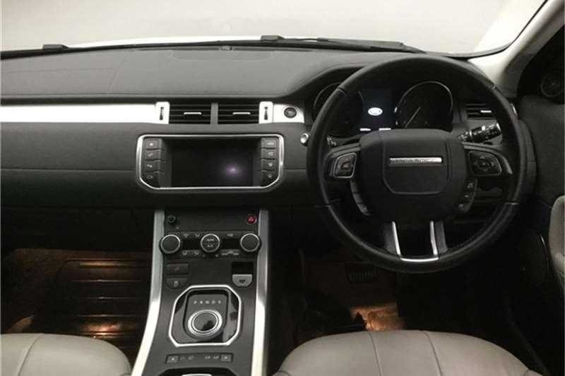 Land Rover Range Rover Evoque HSE Dynamic TD4 2016