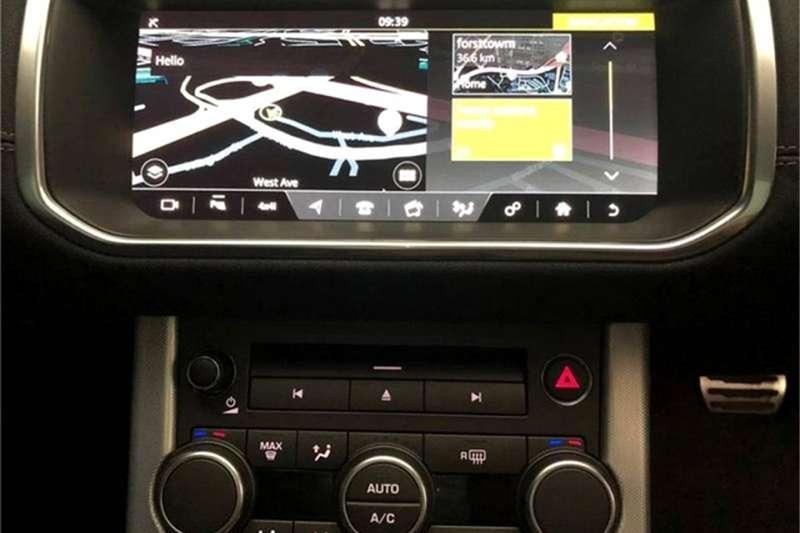 Land Rover Range Rover Evoque HSE Dynamic TD4 2017