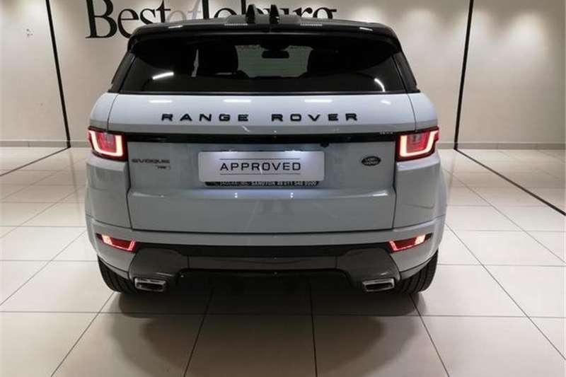 Land Rover Range Rover Evoque HSE Dynamic TD4 2018