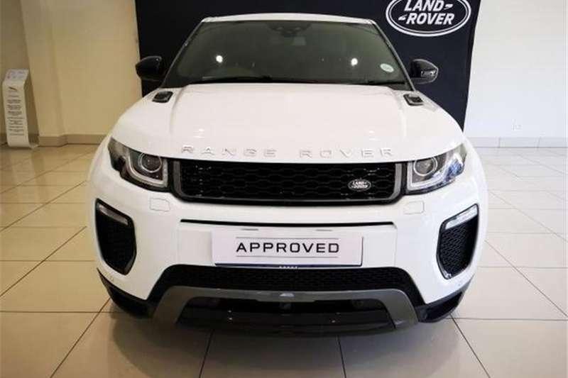Land Rover Range Rover Evoque HSE Dynamic TD4 2019
