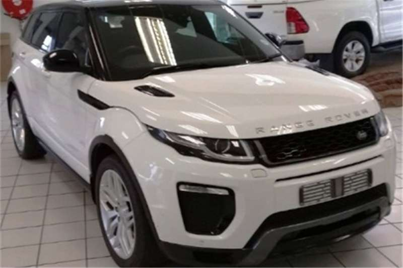 2016 Land Rover Range Rover Evoque HSE Dynamic SD4