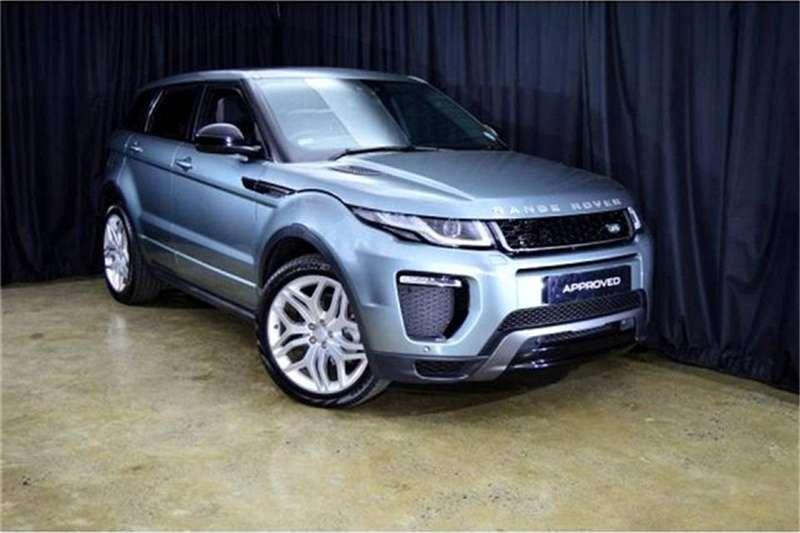2017 Land Rover Range Rover Evoque HSE Dynamic TD4