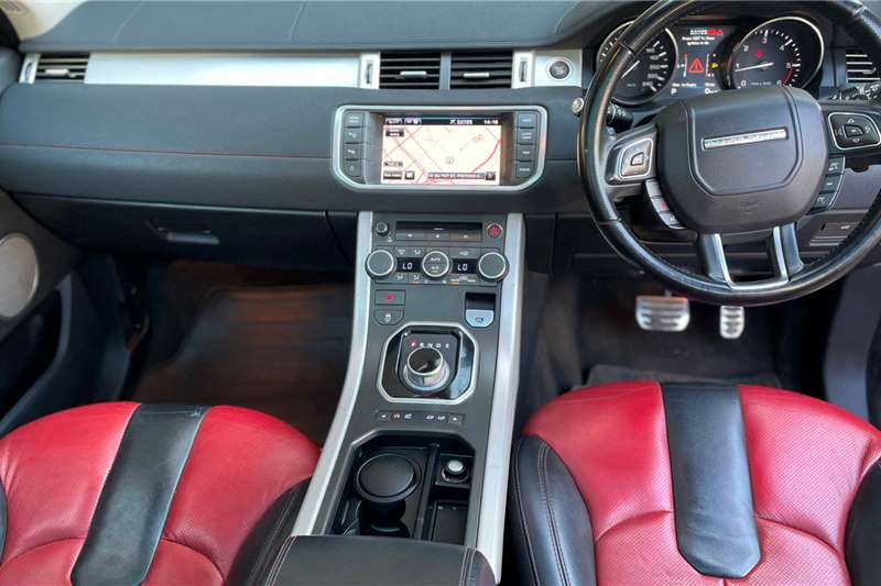 Used 2013 Land Rover Range Rover Evoque SD4 Dynamic
