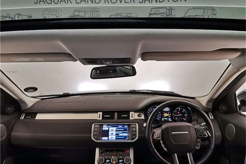 Used 2014 Land Rover Range Rover Evoque SD4 Dynamic