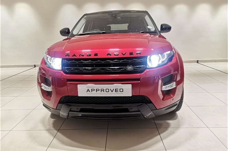 2015 Land Rover Range Rover Evoque Range Rover Evoque  SD4 Dynamic