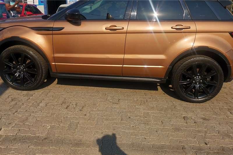 Land Rover Range Rover Evoque SD4 Prestige 0