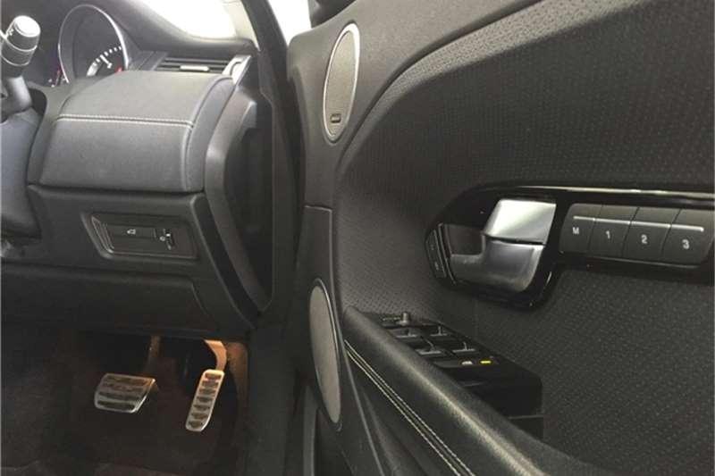 Land Rover Range Rover Evoque SE SD4 2015
