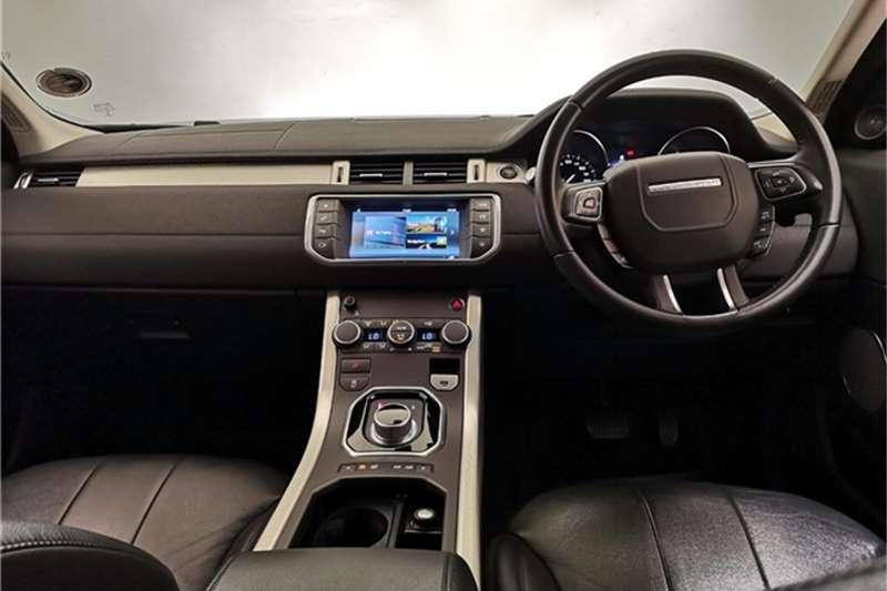Land Rover Range Rover Evoque SE SD4 2016