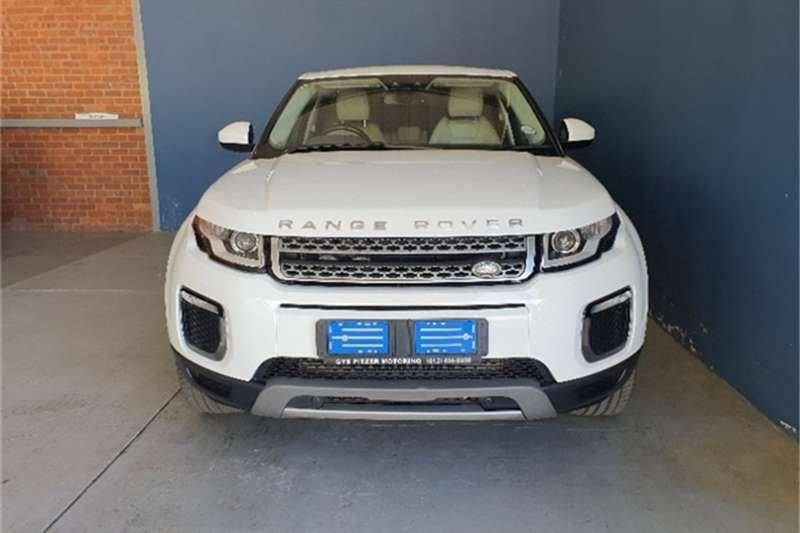 Used 2017 Land Rover Range Rover Evoque SE SD4