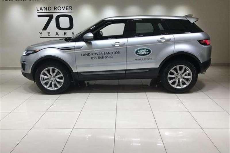 Land Rover Range Rover Evoque SE SD4 2018