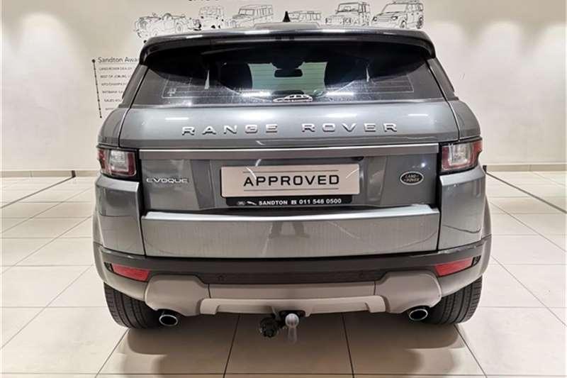 Land Rover Range Rover Evoque SE TD4 2017