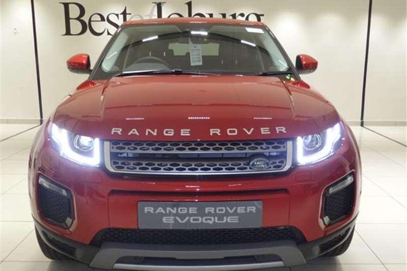 2019 Land Rover Range Rover Evoque Range Rover Evoque SE TD4