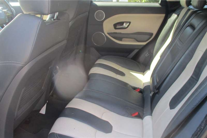 Used 2011 Land Rover Range Rover Evoque Si4 Dynamic