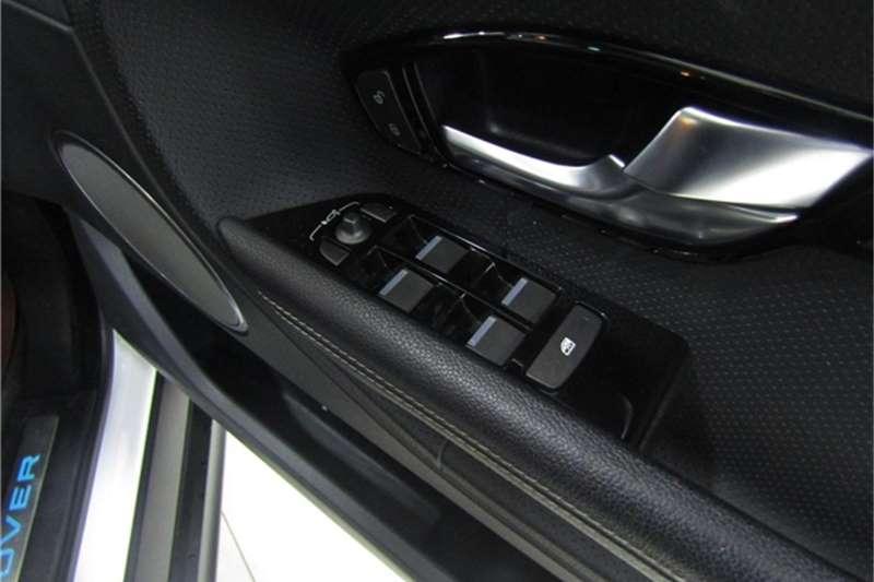 Land Rover Range Rover Evoque Si4 Dynamic 2013