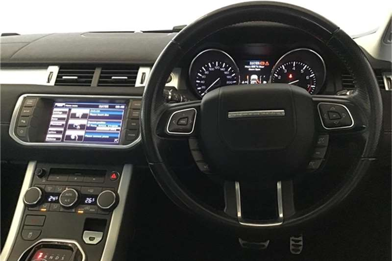 Land Rover Range Rover Evoque Si4 Dynamic 2014