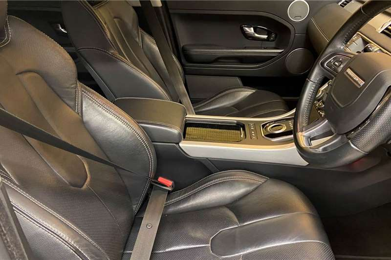 Used 2014 Land Rover Range Rover Evoque Si4 Dynamic