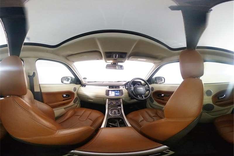 2011 Land Rover Range Rover Evoque Range Rover Evoque  Si4 Prestige