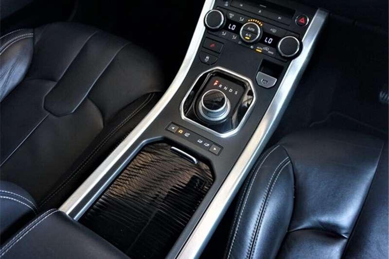 Used 2011 Land Rover Range Rover Evoque Si4 Prestige