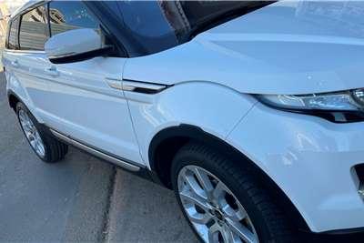 Used 2012 Land Rover Range Rover Evoque Si4 Prestige