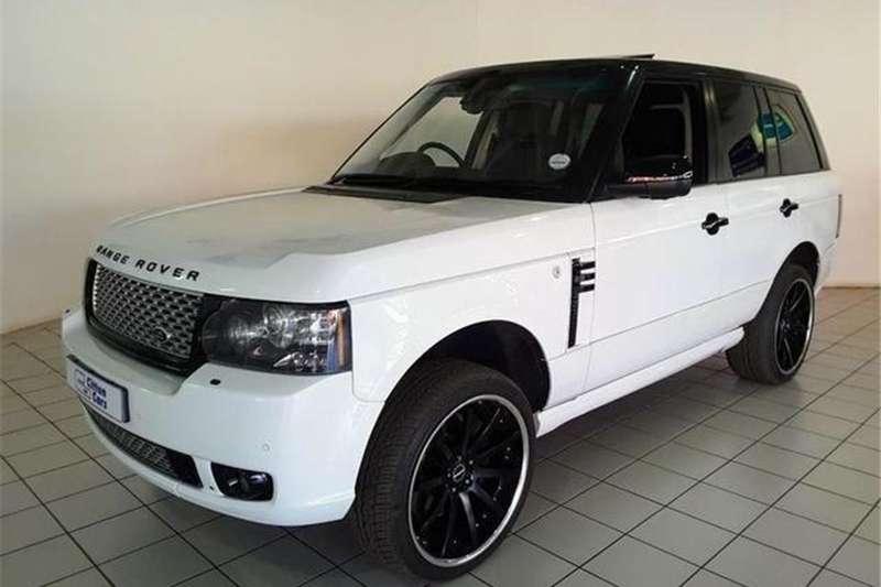 2012 Land Rover Range Rover Supercharged Vogue SE