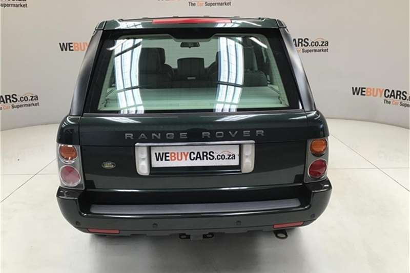 2003 Land Rover Range Rover V8 Vogue