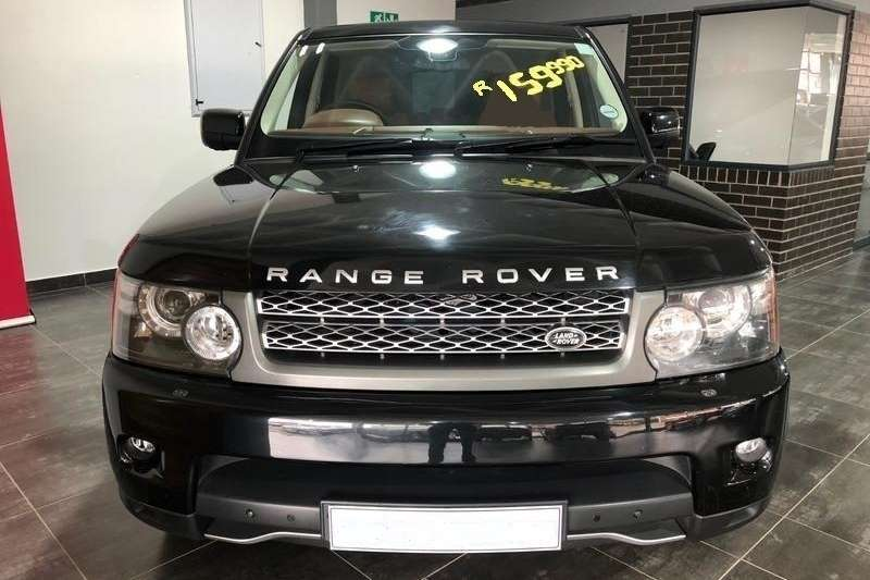 Land Rover Range Rover L Supercharged Autobiography Black 2008