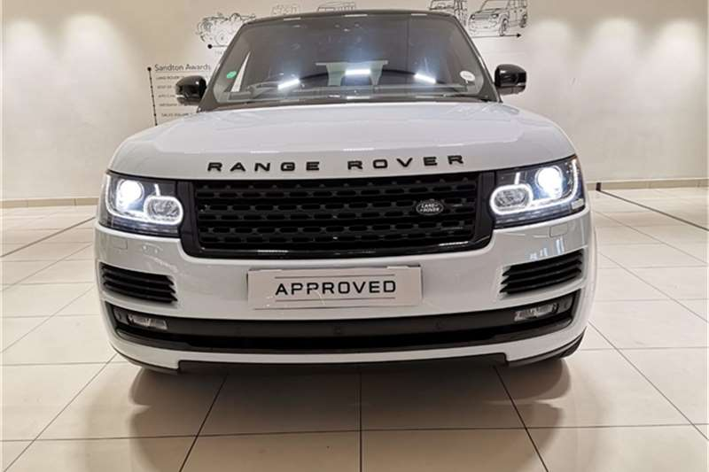 Used 2017 Land Rover Range Rover SDV8 Autobiography