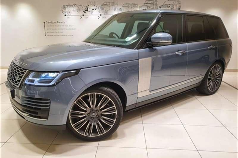 Land Rover Range Rover SDV8 Vogue SE 2018