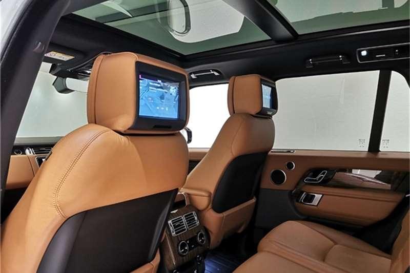 2019 Land Rover Range Rover Range Rover SDV8 Vogue SE