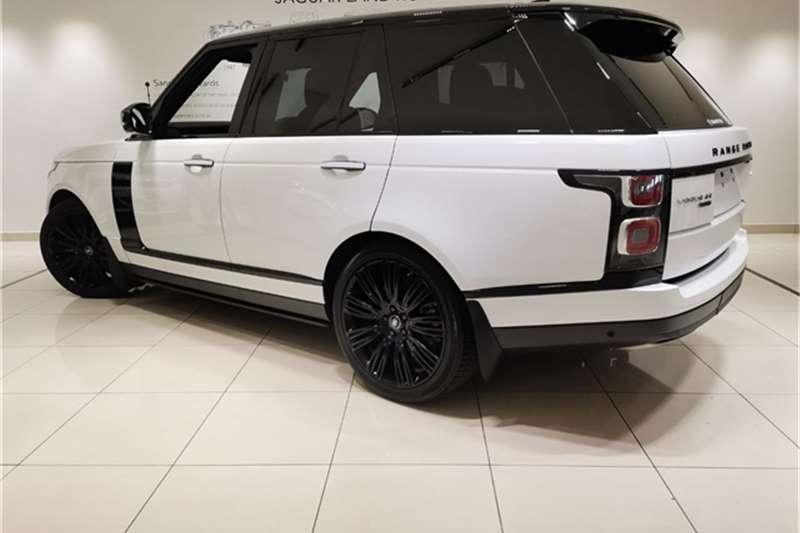 Land Rover Range Rover SDV8 Vogue SE 2020