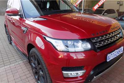 Land Rover Range Rover Sport 2.0 HSE (221KW) 2014