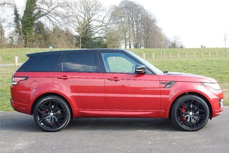 Land Rover Range Rover Sport 3.0 AUTOBIO DYN (280KW) 2014