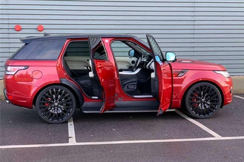 Land Rover Range Rover Sport 3.0 AUTOBIO DYN (280KW) 2015