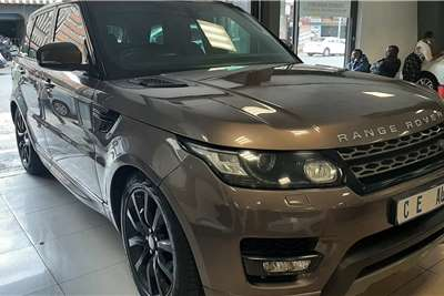 Used 2018 Land Rover Range Rover Sport RANGE ROVER SPORT 3.0 HSE (250KW)