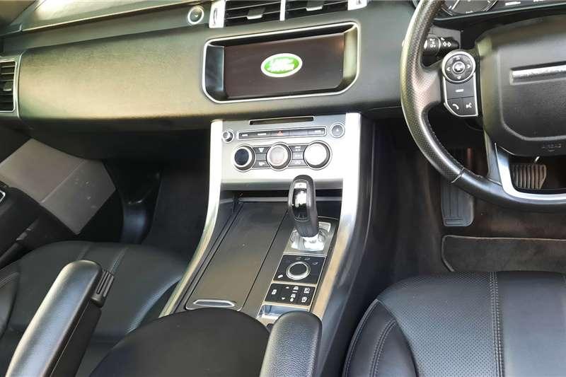 Used 2018 Land Rover Range Rover Sport RANGE ROVER SPORT 3.0 HST (294KW)