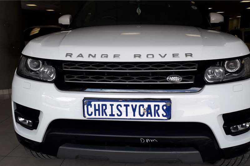 Land Rover Range Rover Sport 3.0 S (265KW) 2015